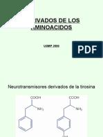 Derivados de Los Aminoacidos 2006