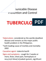 Communicable Disease Prevention and Control