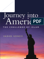 Akbar S Ahmed Journey Into America the Challenge of Islam