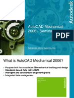 Autocad Mechanical 2006