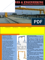 Overhead Crane _ Gantry Crane - China Leading Crane