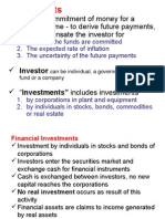 Introduction to Capital Markets -1