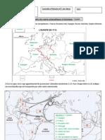 correction contrôle Europe XVIIIème traites négrières