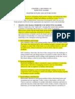 Chap11 Notes Markup