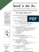 Sprint Programs