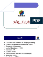 HR ABAP Training for Beginners