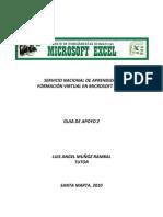 Guia de Excel 2