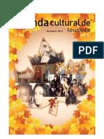 Agenda Cultural Lousada Outubro 2011