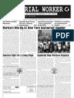 Industrial Worker - Issue #1739, October 2011