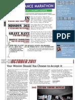 UNC-DM Newsletter October 2011