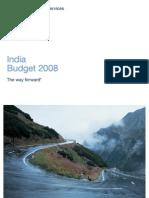 PwC Budget Analysis