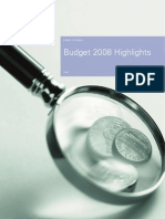KPMG Budget Highlights