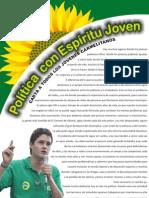 VICENTE POLÍTICA CON ESPIRITU JOVEN