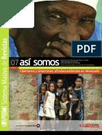 ASÍ SOMOS Nº7 Libertarios y Cimarrones_ Afrodescendientes en Venezuela