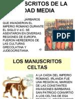 MANUSCRITOS CELTAS