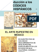 Introduccion a Los Codices Prehispanicos