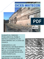 Codices PrehispÁnicos Mixtecos