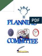 VIII. Nurse as a Program Planner..