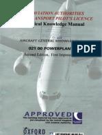 JAA ATPL BOOK 04 - Oxford Aviation Jeppesen - Power Plant