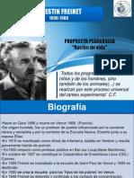 Célestin Freinet Sol Gómez-Jorge Ortiz