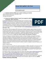 DAI2A-C2 – Qüestionari del capítol 1 de Cisco Exploration