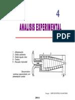Analisis Experimental