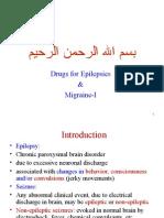 Anti Epileptics I