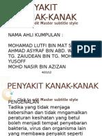 Penyakit Kanak Kanak Pra3114