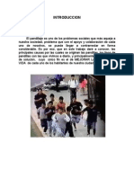 TRABAJO DE PANDILLAJE