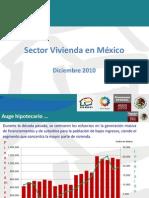 Sector Vivienda en Mexico