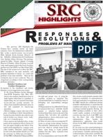 SRC Highlights - Volume 8