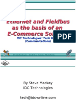 Ethernet and E-Commerce