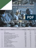 Transplante en Mexico