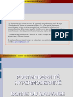 Postmodernite Resume