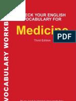 Check Your English Vocabulary for Medicine 071367590X