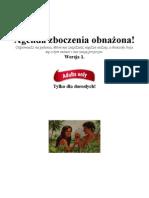 Agenda Perwersji Obnazona Vol.1