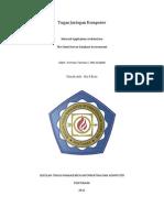Tugas Jaringan Komputer(091101800)