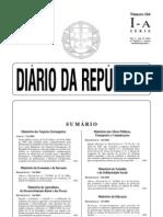 Decreto-Lei 146/2005, de 26 de Agosto