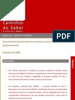 Caminhos Do Sabor Brasilia