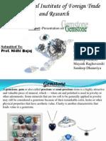 Presentation on Gemstone
