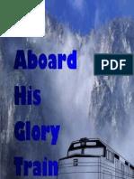 All Aboard His Glory Train - Sandy Warner