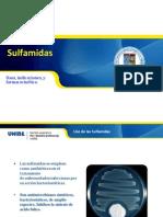 Sulfamidas, usos, indicaciones, FC