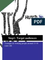 Presentation Hutch
