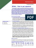Retail Sector - Dec 2007