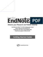 Endnote Guide