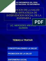 PROMOCION DE LA SALUD CONGRESO PERU