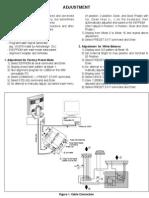 Compaq TFT8000 Adjustment