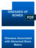 Diseases of Bones
