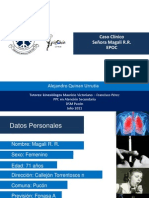 EPOC Caso Clinico