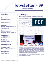 39 ICSI Mysore Newsletter Feb - Mar 2007